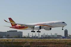 Hong Kong Airlines A350-941 (B-LGA) LAX Approach 1 (hsckcwong) Tags: hongkongairlines a350941 a350900 a350 airbusa350 blga lax klax