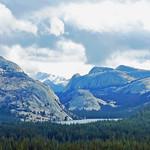 Storm overTenaya Dome and Lake, Yosemite High Country 2015 thumbnail