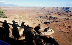 Grand Canyon Vistas (susani2008) Tags: grandcanyon viewpoint tourists camerashot