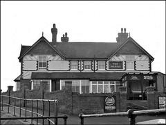 The Marine Hotel at Hornsea .. (** Janets Photos **) Tags: uk eastyorkshire holderness coastline landmark publichouses blackwhitephotos