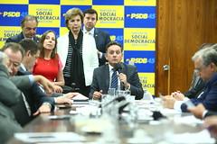 05/06/18 - Reunião de Bancada do PSDB