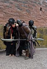 Orks - 9 (fotomänni) Tags: ork orks fantasy kostüme kostümiert costumes costumed masken masks manfredweis