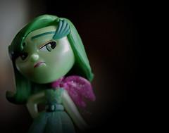 Disgust (Vanessa away on vacay) Tags: 7dwf 90mm macro macrotoys disgust emotions toys tamaron tabletopphotostudio
