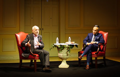 2018.06.06 Library of Congress Mythology Tour, Conversation with Andre Aciman, Washington, DC USA 02850