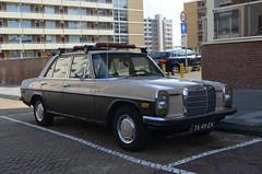 1973 Mercedes Benz 220D 76-49-ZA (Stollie1) Tags: 1973 mercedes benz 220d 7649za zandvoort