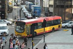 MC 83 @ Station Street, Birmingham (ianjpoole) Tags: midland classic scania l94ub wright solar fx55vkg 83 working west midlands railway rail replacement bus service from lichfield trent valley birmingham new street