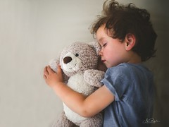 sleeping Publar (agirygula) Tags: teddy bestfriend sleeping sleep bedtime dreaming lovely son boy childhood memories blue children child family picoftheday fineart canon photoshop lightroom