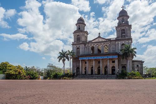 Alte Kathedrale Santiago de Managua, Nicaragua