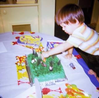 Branden's Second Birthday