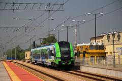 EN64-001 (Krzysztof D.) Tags: station stacja dworzec bahnhof kolej railway bahn pociąg train zug pesa en64 małopolska małopolskie