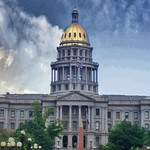 Colorado State Capitol ~ Denver Colorado - Dome thumbnail