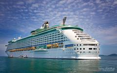 Royal Caribbean Cruise ship (Manoj Chandran Photography) Tags: nikon nikond800e d800e cruise ocean sea phuket travelphotography