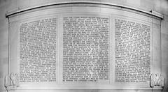Lincoln Memorial, Washington, D.C. (georgechamoun1984) Tags: washingtondc usa america unitedstates districtofcolumbia dc washington nationalmall lincolnmemorial lincoln abraham abrahamlincoln greekrevival speech abrahamlincolnssecondinauguraladdress