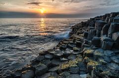 The Giant's Causeway (johan wieland) Tags: northernireland unitedkingdom gb giants causeway giantscauseway antrim coastline rocks