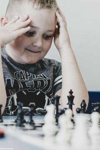VIII Turniej Szachowy o Mistrzostwo Przedszkola Wesoła Piątka (31 of 78)