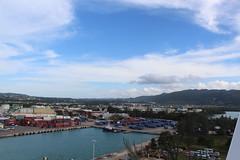 Motego Bay auf Jamaica im Januar 2018 - Blick von Deck 12 der MeinSchiff 6 (bergameise) Tags: jamaica montegobay karibik hafen