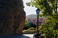 Albarracin just around the Corner _4593 (hkoons) Tags: northernspain westerneurope albarracin albarracìn basque city clouds europe european iberia spain spanish earth forest landscape leaves pastoral pictorial rock rocky sky soil stone trees