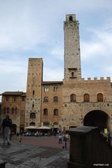 Сан-Джиміньяно, Тоскана, Італія InterNetri Italy 441