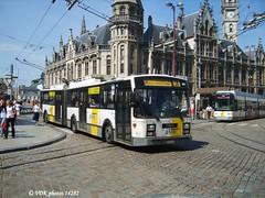 7403-14282§0 (VDKphotos) Tags: vvm vvm2 vanhool vhag280 acec trolleybus belgium vlaanderen gent