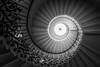 Dark Tulips (Rich Walker75) Tags: staircase spirak spiral spirals london greenwich architecture art blackandwhite blackwhite monochrome mono canon efs1585mmisusm england eos eos80d