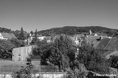 Week-end en Bourgogne (St Jean de Vaux, Saône-et-Loire, Bourgogne, France) (pascalrouthier) Tags: fujixt20 fujifilm fuji paysages villages bourgogne saôneetloire blackandwhite noiretblanc