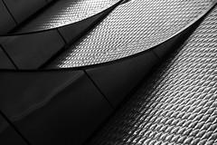 Turn The Page #2 (Michael Muraz) Tags: 2018 bw blackwhite europe france iledefrance leshalles paris placemargueritedenavarre world architecture building city monochome subway subwaystation îledefrance fr