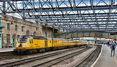 Improving Carlisle's Railway (whosoever2) Tags: nmt hst class43 carlisle cumbria england uk unitedkingdom gb greatbritain station nikon d7100 may 2018