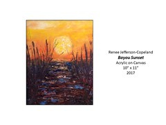 """Bayou Sunset • <a style=""""font-size:0.8em;"""" href=""""https://www.flickr.com/photos/124378531@N04/27777185767/"""" target=""""_blank"""">View on Flickr</a>"""