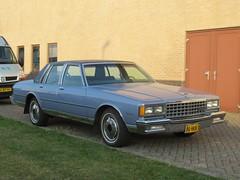 1984 Chevrolet Caprice Classic (rzasa072) Tags: chevroletcapriceclassic uscar