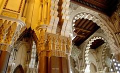 Intérieur de la Mosquée (clairetresse) Tags: mosquee casablanca maroc 2018