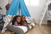 June 13, 2018 at 08:25AM (eriyori) Tags: renovationandthen child children digitaltablet tabletcomputer technology connected playing game bedroom playroom boy girl lying tent wigwam brother sister sibling together havingfun athome indoors portrait lookingatcamera floor male female twopeople people person sideview africanamerican black horizontal 4yearsold 5yearsold bed bunkbed happy smiling unitedstates usa