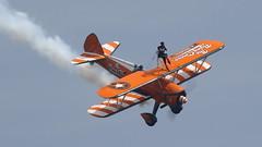 Duxford_May2018_Wingwalkers_07 (andys1616) Tags: aerosuperbatics wingwalkers boeing stearman duxfordairfestival duxford cambridgeshire may 2018