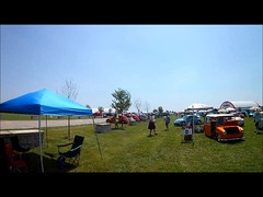Mid America Motorworks VW Funfest 2018 - A walk around the show field. 100s of VWs. Heat index over 100. Sun scorching me. Had a blast!!! (otro.the_orange_beetle) Tags: vw volkswagen aircooled air cooled mid america midamerica motorworks funfest fun fest 2018 car show effingham il bug bus beetle ma