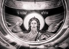 Icon (svklimkin) Tags: icon religious christianity portrait people blackwhite svklimkin canon