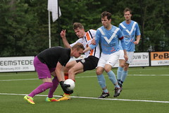 """HBC Voetbal • <a style=""""font-size:0.8em;"""" href=""""http://www.flickr.com/photos/151401055@N04/28529468398/"""" target=""""_blank"""">View on Flickr</a>"""