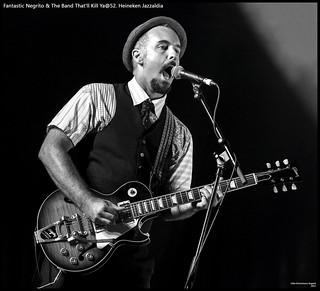 Fantastic Negrito & The Band That'll Kill Ya@52. Heineken Jazzaldia