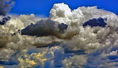Is Time a Human Invention ?! (Ciceruacchio) Tags: humaninvention créationhumaine clouds nuages nuvole sky ciel cielo light lumière luce time temps tempo nostalgy nostalgia memory memoria consciousness conscience coscienza identity identité identità mystery mystère mistero blue blu bleu carlorovelli nikon groupenuagesetciel