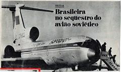 Tupolev TU-154 sequestrado (Portifólio da Aviação) Tags: xingu embraer vulcan avro volvo a300