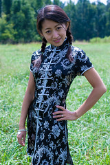 (Chris-Creations) Tags: mei 20040911042 portrait people pretty chinese asian woman lady petite girl feminine femme fille attractive sweet cute beauty lovely amateur wife gorgeous beautiful glamour mujer niña guapa chica esposa женщина 女孩 女人 性感 妻子 dress