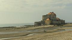 Fort Vauban - Ambleteuse (JLM62380) Tags: fort vauban ambleteuse france beach sea seaside galets slack river mer
