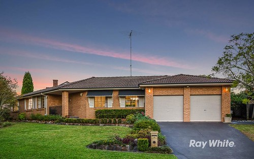 16 Chiltern Cr, Castle Hill NSW 2154