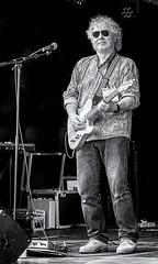 Guitar solo (David Feuerhelm) Tags: music rock band guitar musician guitarist nikon blackandwhite bw noirrtblanc contrast live nikkor d750 70200mmf28
