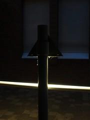 Heim-Leuchte(n) (mkorsakov) Tags: dortmund city innenstadt lampe lamp licht light nacht night handlauf handrail