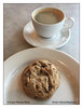 A Chocolate Chunk Cookie and an Americano (Doyle Wesley Walls) Tags: lagniappe 7051 coffee beverage americano chocolatechunkcookie cookie chocolate cupofcoffee java iphonephoto doylewesleywalls
