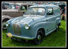 Austin A30 Van (veggiesosage) Tags: cars aficionados autokarna wollatonpark gx20 tamronspaf1750mmf28xrdildasphericalif worldcars
