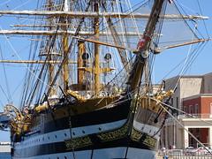 Amerigo Vespucci (RoBeRtO!!!) Tags: rdpic amerigovespucci nave scuola italia palermo porto molo vittorioveneto