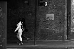 The bridge (guntaar) Tags: people london brixton street