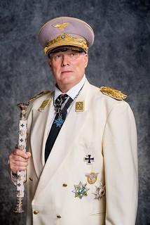 As Hermann Goering for TV Documentary