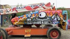 Sniek / Kapow - 13 mei 2018 (Ferdinand 'Ferre' Feys) Tags: gent ghent gand belgium belgique belgië streetart artdelarue graffitiart graffiti graff urbanart urbanarte arteurbano ferdinandfeys
