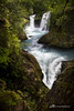 A classic view (Matt Straite Photography) Tags: water waterfall stream river nature landscape view blue columbia columbiarivergorge canon tripod